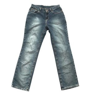 riveted by Lee Jeans Size 6 M Straight Leg